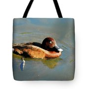 Lazy Duck Days Tote Bag