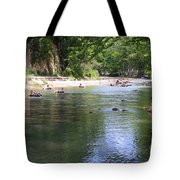 Lazy Summer Days Tote Bag