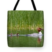 Lazy Swim Tote Bag