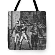 Lazzaro Spallanzani Tote Bag