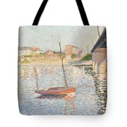 Le Clipper - Asnieres Tote Bag