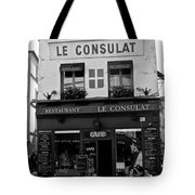 Le Consulat Tote Bag