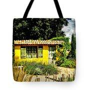 Le Jardin De Vincent Tote Bag by Chris Thaxter