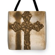 Lead Me To The Cross 2 Tote Bag