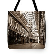 Leadenhall Market London With  Tote Bag