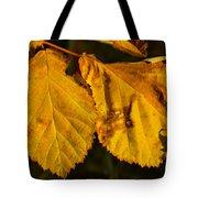 Leaf 3 Tote Bag