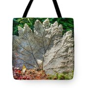 Leaf Art Tote Bag