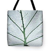 Leaf Hortus Botanicus, Close-up Tote Bag