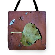 Leaf Libretto Tote Bag