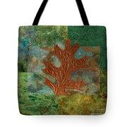 Leaf Life 01 - Green 01b2 Tote Bag