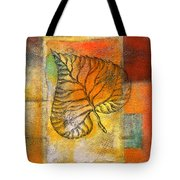 Leaf Whisper 4 Tote Bag