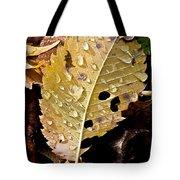 Leafy Tears Tote Bag