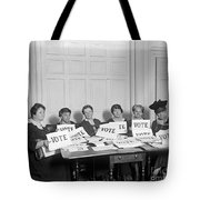 League Of Women Voters Tote Bag