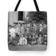 League To Enforce Peace Tote Bag by Granger