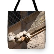 Leaning Over Tote Bag