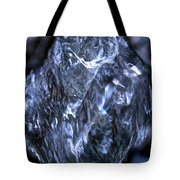 Leaping H2o Tote Bag