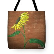 Leavenworth Sunflower  Tote Bag