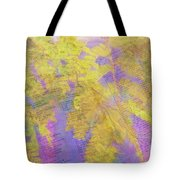 Leaves . . . Trees And Books Tote Bag