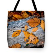 Leaves3 Tote Bag