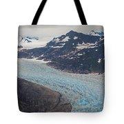Leconte Glacial Flow Tote Bag by Mike Reid