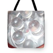 Led Flashlight Tote Bag