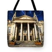 Leeds Civic Hall Tote Bag