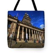 Leeds Town Hall Tote Bag