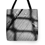Left Behind And Forgotten Tote Bag