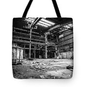 Left In Chaos Tote Bag