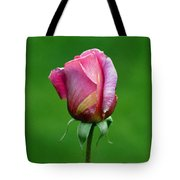 Left Standing Alone Tote Bag