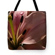 Leftover Lily Tote Bag