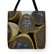Legally Logged Trees Drc Tote Bag