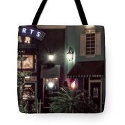 Legends- A Shift Of Green Tote Bag