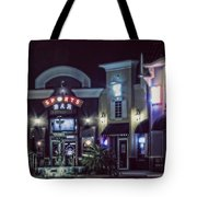 Legends Sport Bar  Tote Bag