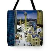 Legoland Dallas Iv Tote Bag