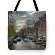 Leidsegracht. Amsterdam Tote Bag
