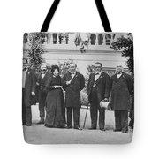 Leland Stanford (1824-1893) Tote Bag