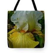 Lemon Petals Tote Bag