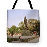 Lenin In Hanoi Tote Bag