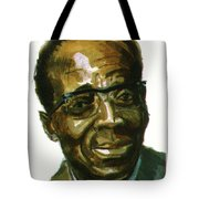 Leopold Sedar Senghor Tote Bag