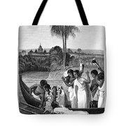 Leper, 1837 Tote Bag