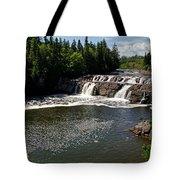 Lepreau Falls Tote Bag