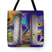 Les Chiens Andalou Tote Bag