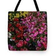 les fleurs II Tote Bag
