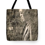 Lester Young Tote Bag