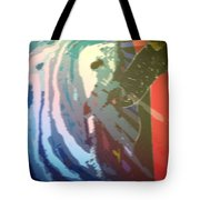 Let In A Little Light Tote Bag