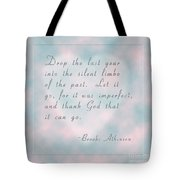 Let It Go... Tote Bag