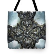 Let Mercy Reign 1 Tote Bag