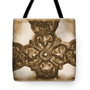 Let Mercy Reign 2 Tote Bag