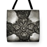 Let Mercy Reign 4 Tote Bag